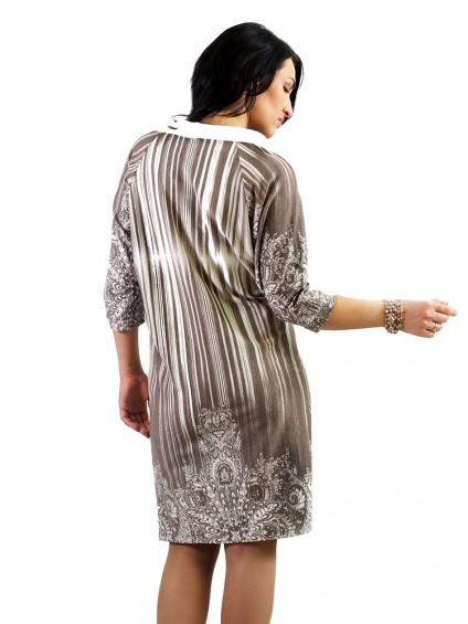 интернет магазин женской одежды,Платье мод. 1446-1 Кружева цвет,женская одежда оптом и в розницу