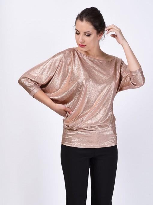 Блуза мод. 1457-2 цвет Золотой