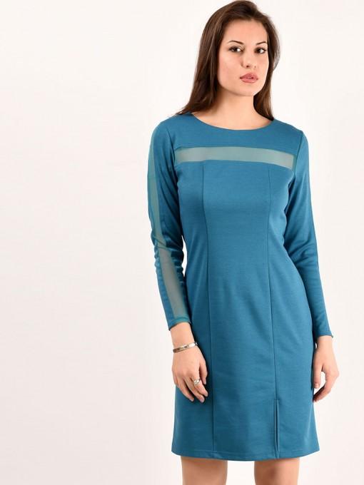 Платье мод. 1460 цвет Бирюза