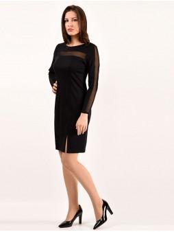 Платье мод. 1460 цвет Чёрный