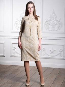 Платье мод. 1482-3 цвет Молоко