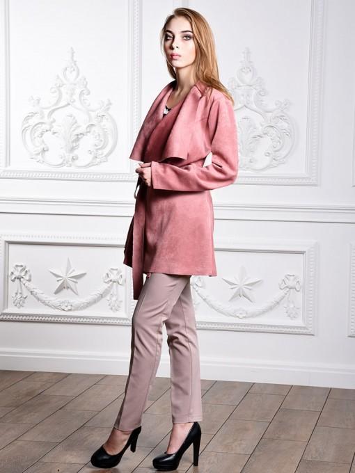 Кардиган мод. 1587 цвет Розовый