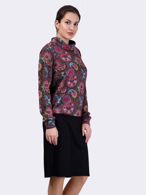 Платье мод. 1617-1 цвет Розовый