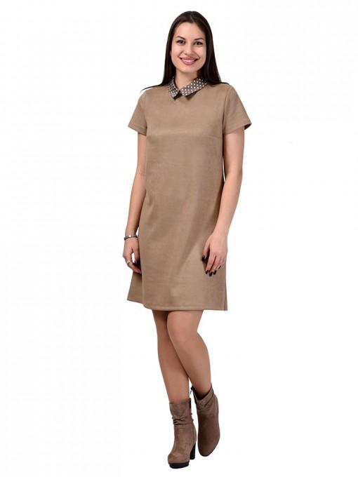 Платье мод. 1678 цвет Бежевый