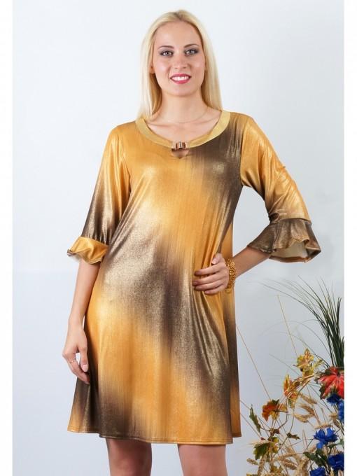 Платье мод. 1777 цвет Золотой