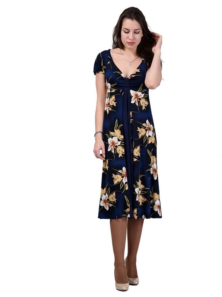 Платье мод. 1780 цвет Бежевый