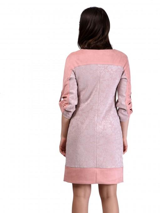 Платье мод. 1784 цвет Розовый