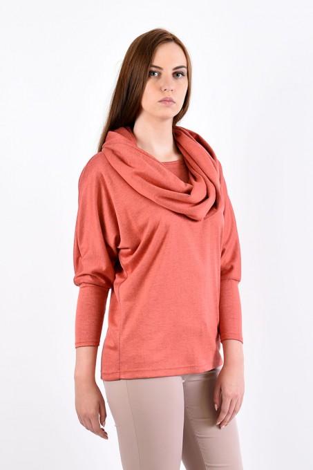 Блуза мод. 1817 цвет Персик