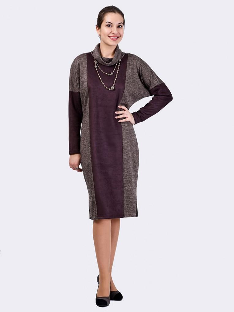 Платье мод. 1830 цвет Бежевый