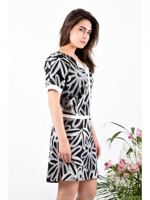 Платье мод. 3427 цвет Черный