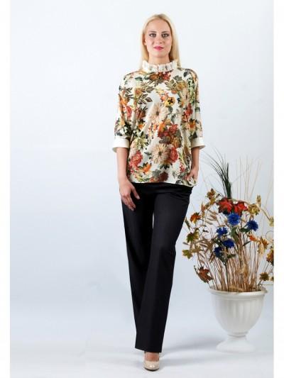 Блуза мод. 3505 цвет Молоко