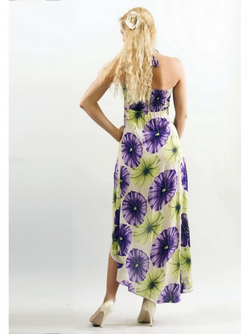 Сарафан мод. 3716 цвет Фиолетовый