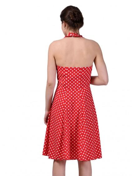 Сарафан мод. 3728 цвет Красный