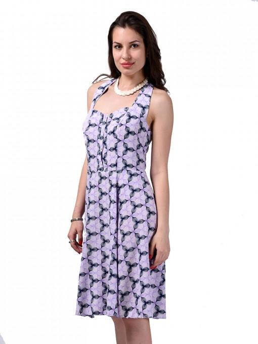 Сарафан мод. 3728 цвет Сиреневый
