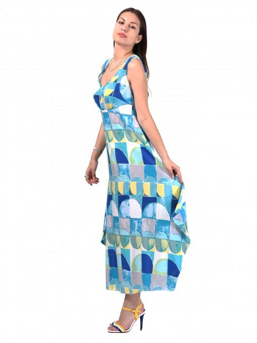 Сарафан мод. 3739 цвет Мятный