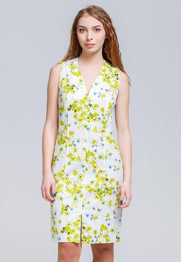 Сарафан мод. 3742 цвет Салатовый