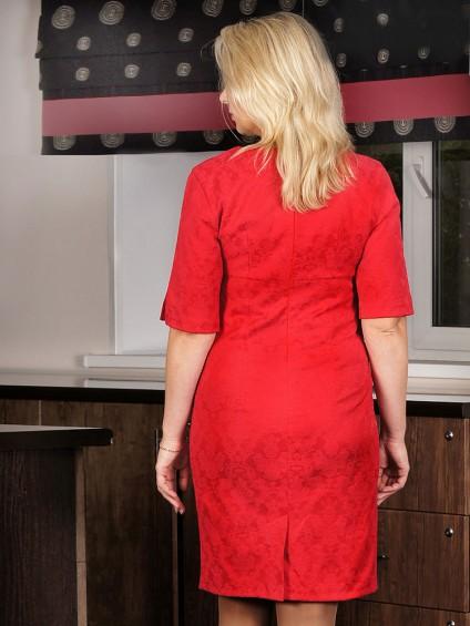 Платье жаккардовое купить, платья от производителя оптом и в розницу, платья интернет магазин, платья с доставкой по России