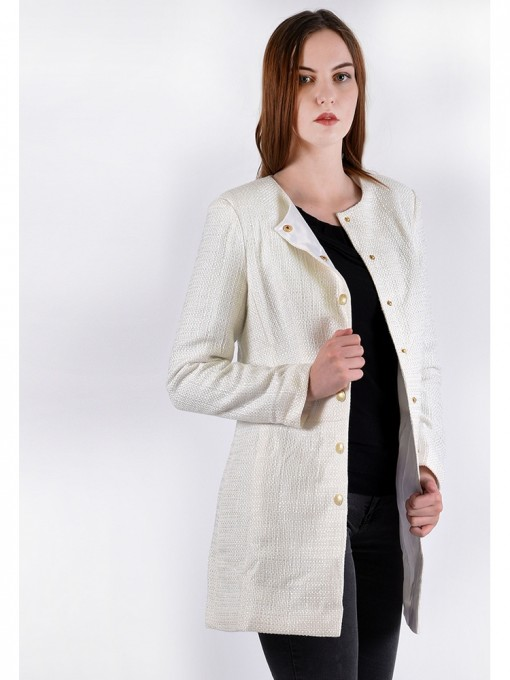 Жакет мод. 3811-1 цвет Белый