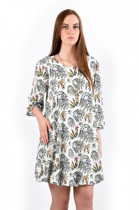 Платье мод. 4503 цвет Белый