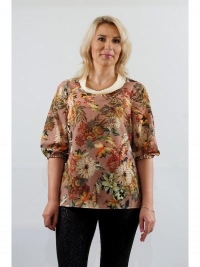 Блуза мод. 4504-1 цвет Бежевый