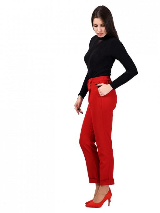 Брюки мод. 5202 цвет Красный