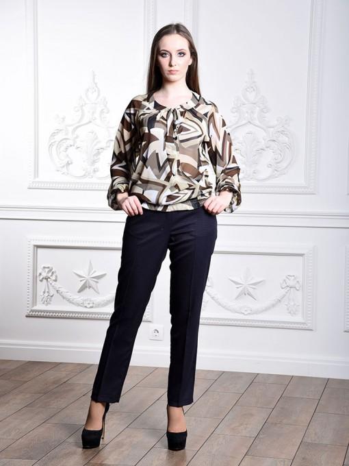 Блуза мод. 6501-1 цвет Бежевый