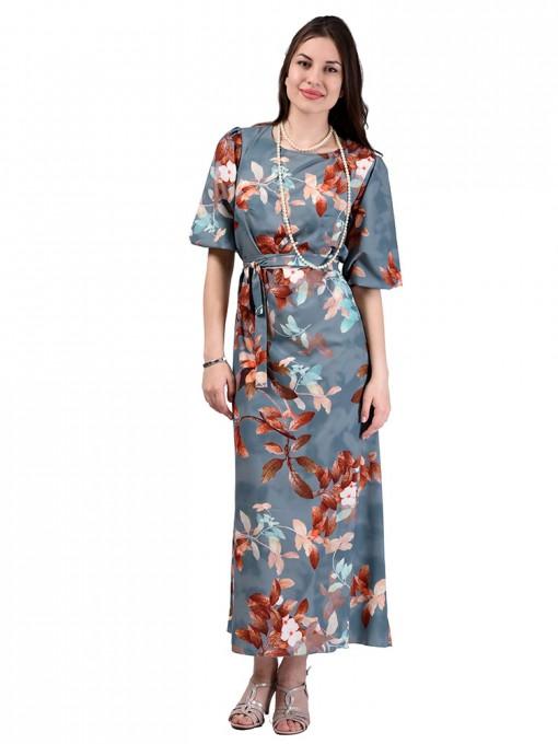 Платье мод. 6510-2 цвет Хаки