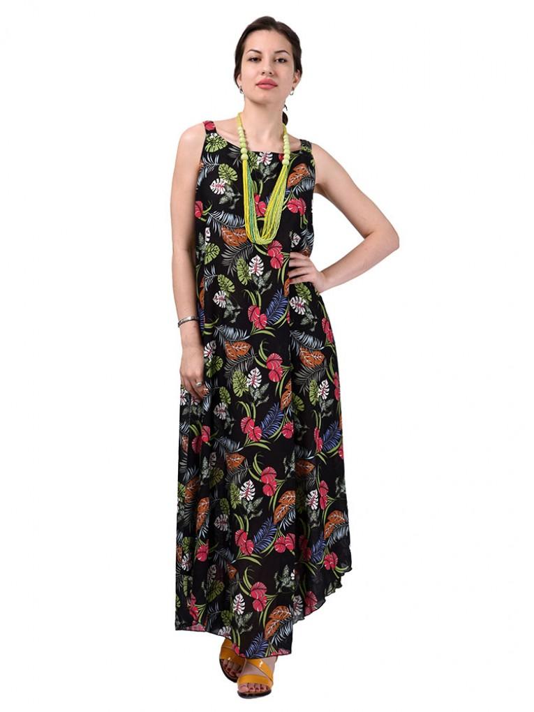Сарафан мод. 6704 цвет Черный
