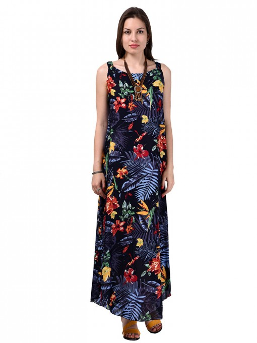 Сарафан мод. 6704 цвет Синий