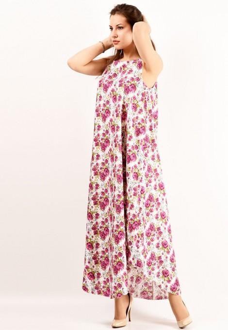 Сарафан мод. 6704 цвет Розовый